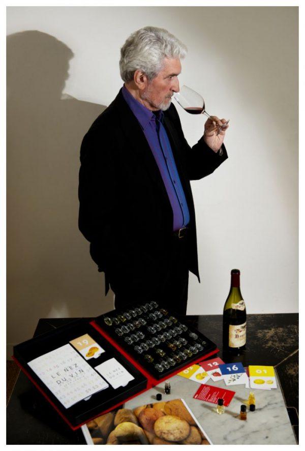 Jean Lenoir met Le Nez du Vin