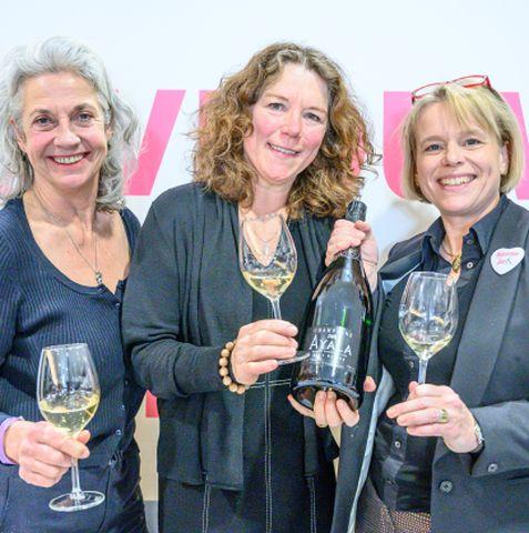 Genomineerden Wijnvrouw van het Jaar Wine Professional 2020