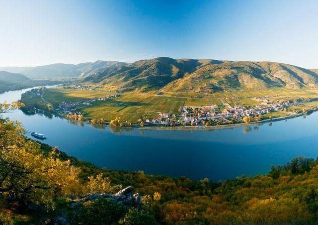 Wijnland Oostenrijk