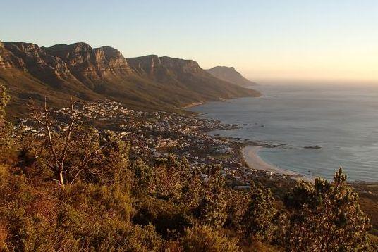 Wijnland Zuid-Afrika