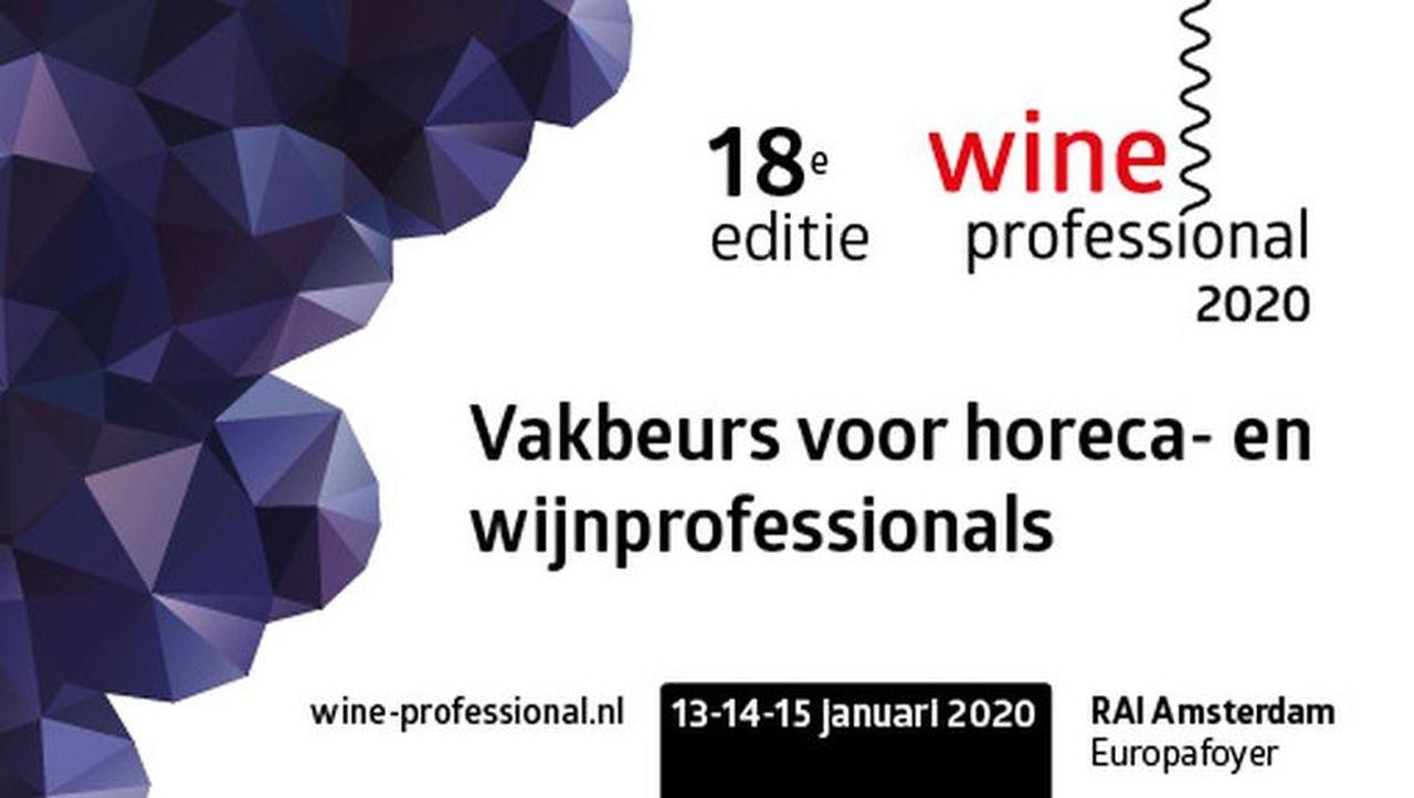 Wine Professional 2020 Amsterdam