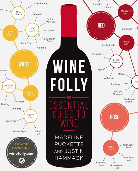 Madeline Puckette Wine Folly E-Books Over Wijn